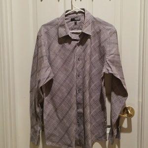 MURANO Mens Lg dress shirt like new